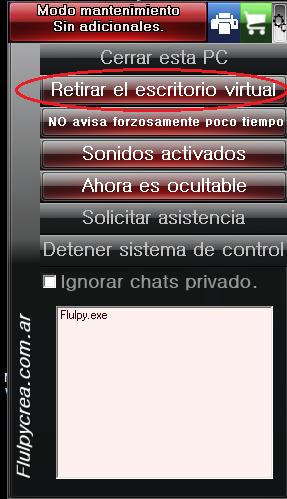 RemoveDesktop